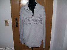 ARQUEONAUTAS pullover taille xl Gris Neuf 1995