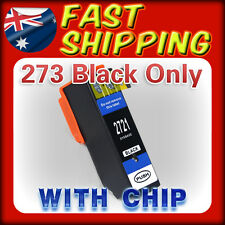 2x 273XL Ink Cartridge Black for Epson 2721 XP510 XP610 XP710 XP700 XP800 NonOEM