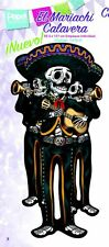 NEW PRODUCT!!  GIGANTIC MARIACHIS! 4 1/2 FT!  DAY OF THE DEAD DIA DE LOS MUERTOS