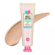 HOLIKA HOLIKA Sweet Cotton Pore Cover BB - Soft Beige [USA SELLER][FREE SHIP]