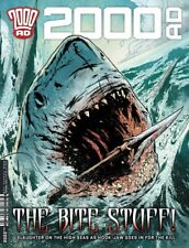 2000AD Prog #2202 Octobre 2020 GB Revue Rebellion