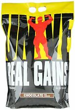 Chocolate Universal Real Gains - 10.6 lb Bag - Chocolate Mass Weight Gainer