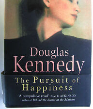 #BC^3,, Douglas Kennedy THE PURSUIT OF HAPPINESS, SC GC