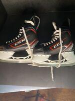 CCM Jetspeed FT340 Youth Ice Hockey Skates Size 6