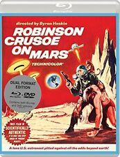 Robinson Crusoe on Mars  1964  Dual Format  Blu-ray   DVD