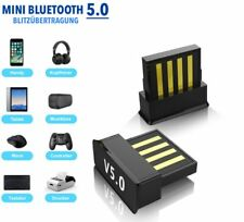 Bluetooth 5.0 USB Stick Adapter Dongle Empfänger EDR High Speed für Windows PC