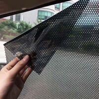 2x Auto Zubehör Vorhang Seitenfenster Aufkleber Sonnenschutz Schutz Fenster Gut