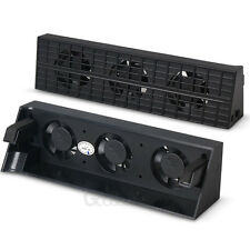 Cooler Cooling Fan Heat Exhauster Temperature Control For PS4 Game Console