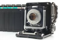 【Near MINT】 Wista 45D w/ Kodak Commercial Ektar 8 1/2inch f/6.3 Lens from JAPAN