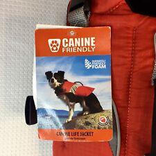 Canine Friendly Dog Life Jacket Flotation Device Size XS Boating Safety NWT Pets