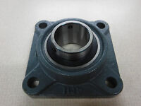 "2/"" Bearing HCFL210-32  2 Bolts Flanged Housing Mounted Bearing with eccentric co"
