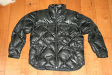 The North Face 550 APPROACH Black Down Puffer Jacket Girls Size Medium