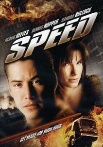Speed (DVD, 2005, Widescreen) Keanu Reeves Sandra Bullock NEW