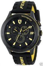 Imported Ferrari Men's 0830138 Scuderia XX Sport Black Yellow Watch 2yr Warranty