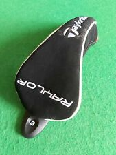 Taylormade raylor hybrid golf club head cover used