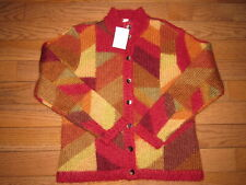 NEW Talbots Mohair Cardigan Sweater PM NWOT