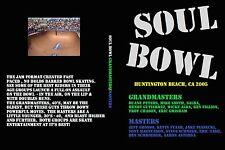 GUTIERREZ M ALBA STAAB PETERS SALBA NASH MAGNUSSON SOUL BOWL SKATEBOARD DVD 2005