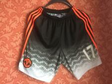 Manchester United 2015-2016 third football shorts 17 number Daily Blind