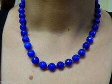 Runde Echtschmuck-Halsketten & -Anhänger mit Saphir und Besondere Anlässe