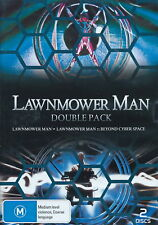 Lawnmower Man - Lawnmower Man 2 - Science Fiction - Pierce Brosnan - NEW DVD