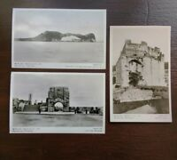 3 GIBRALTAR POSTCARDS