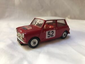 Bmc mini cooper s monte carlo number 321 unboxed