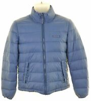 WOOLRICH Boys Padded Jacket 11-12 Years Blue Nylon  HY14