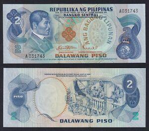 Filippine 2 piso 1974 (85) FDS/UNC  A-05