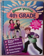 B0078P6TW8 Summer Vacation 4th Grade (The Summer Activity Book for your soon to