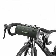 ROCKBROS bolsa de manillar bicicleta cuadro para bicicleta de Cilindro Impermeable Correa Extend Bolsa