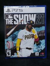 MLB: The Show 21 (PS5 / PlayStation 5) Brand New / Region Free