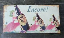 More details for guinness breweriana guinness showcard metal sign