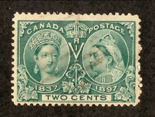 Canada--#52 Used--Queen Victoria Jubilee--1897