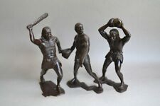 Figures 1:16 15 cm  Set 3 st. remake Marx Toys plastic USSR UdSSR