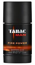 TABAC MAN Deodorant Stick FIRE POWER 75 ml Herrendeo Deostick NEU