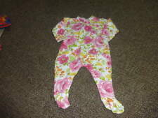 BOUTIQUE BABY LULU 6M 6 MONTHS SOUTHERN ROSE OUTFIT