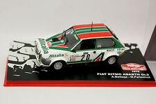 Ixo Presse Rallye Monte Carlo 1/43 - Fiat Ritmo Abarth Gr2 1979