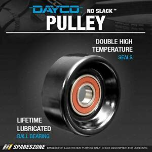 Dayco Tensioner Pulley for Cadillac Hearse Seville 4.5L 4.6L 1988-2007