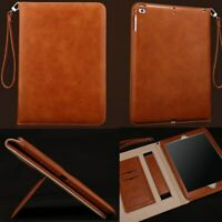 Premium Leather Smart Stand Case For Apple iPad Pro 9.7 17/18 Air 3 10.2 7th Gen