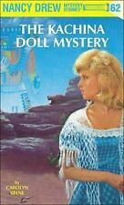 Nancy Drew: The Kachina Doll Mystery 62 by Carolyn Keene