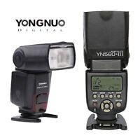 Yongnuo YN560 III Flash Speedlight for Canon Nikon Pentax Olympus Fit RF-602/603