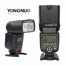 Yongnuo YN560 III Flash for Canon Nikon Pentax Olympus Fit RF-602/603 YN-560 III