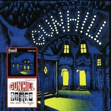 JOHN LAWTON (VOCALS)/GUNHILL - NIGHTHEAT/ONE OVER THE EIGHT NEW CD