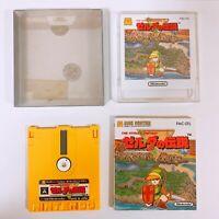The Legend of Zelda 1 Famicom Disk System FC NES DK Japan Game
