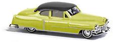 Busch 43430, Cadillac '52 Coupé, bicolore »Jaune«, H0 Auto Modèle 1:87