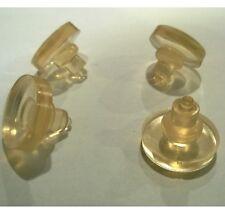4 ventosas para mesas de cristal evita deslizamientos ventosa goma lagrima mesa