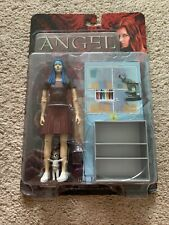 Angel Shells Illyria Fred Buffy action figure BTVS by Diamond Select Toys