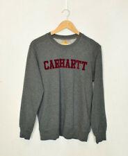 Vintage carhartt gris explicar pequeño Suéter