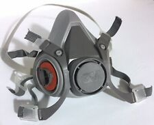 Respirator Half Face Mask Reusable Medium 6200 Authentic Certified Made In USA