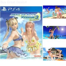 Dead Or Alive Xtreme 3 Fortune Chinese & English Subs For PlayStation 4 PS4 Game